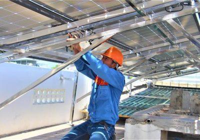 Điện mặt trời áp mái – làn sóng mới tại Khánh Hòa