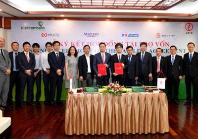 Vietcombank ký hợp đồng tín dụng 200 triệu đô hỗ trợ dự án năng lượng tái tạo