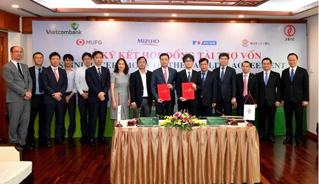 VietcomBank signed a US $ 200 million credit agreement to support the renewable energy project